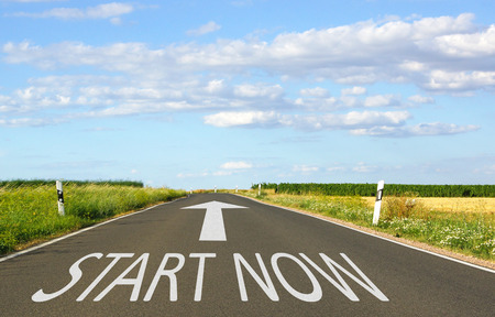 move ahead: Start Now