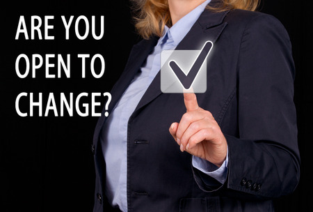 willing: Are you open to change ?