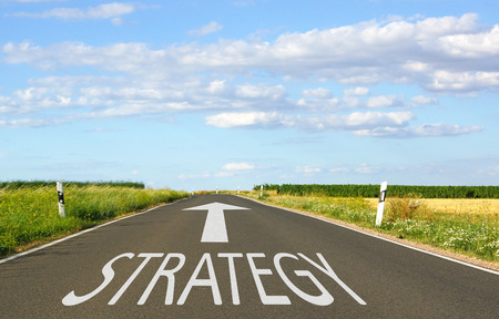 change direction: Strategy - Business Concept