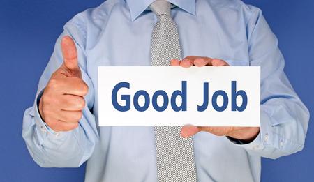 good job: Good Job