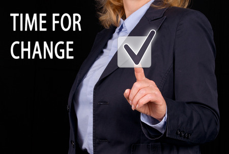 better business: Time for Change