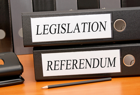 legislation: Legislation and Referendum