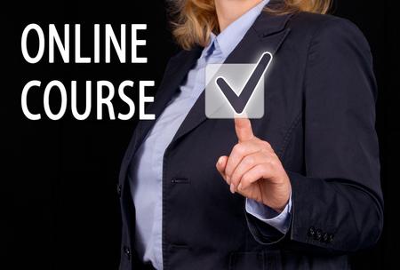 Online Course photo