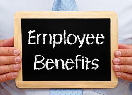 empleados trabajando: Beneficios a los empleados