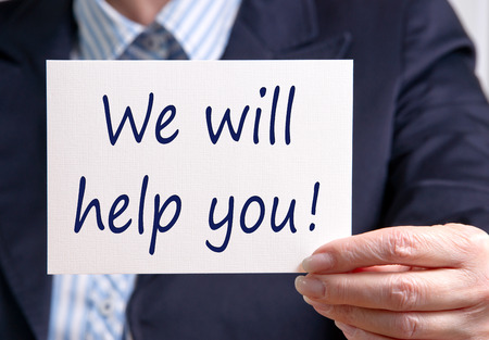 knowhow: We will help you !