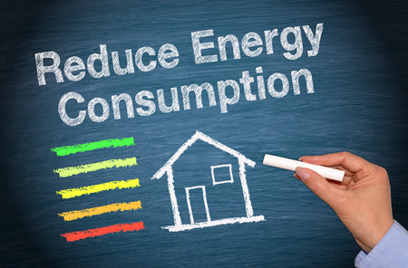 エネルギー消費量を削減します。