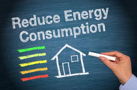 effizient: Reduzierung des Energieverbrauchs Lizenzfreie Bilder