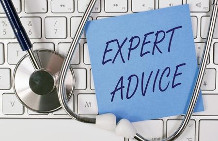 Expert Advice Stock Photo - 35551366