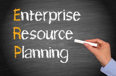 ERP - Enterprise Resource Planning photo