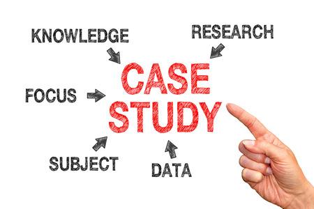 Case Study - Business Concept photo