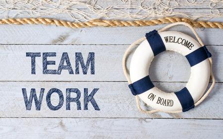 Teamwork - Welcome on Board