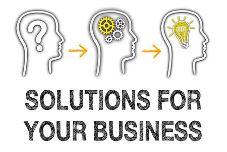あなたのビジネスのためのソリューション