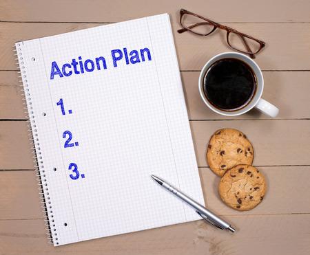 plan van aanpak: Actieplan