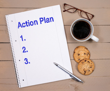 personal goals: Action Plan