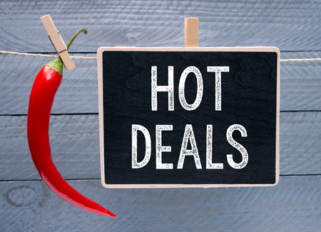 business  deal: Hot Deals