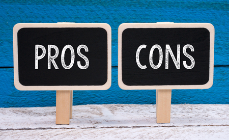 businessplan: pros and cons