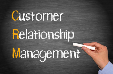 CRM - Customer Relationship Management photo