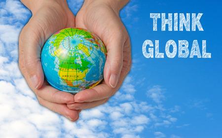 Think Global Stok Fotoğraf - 36372287