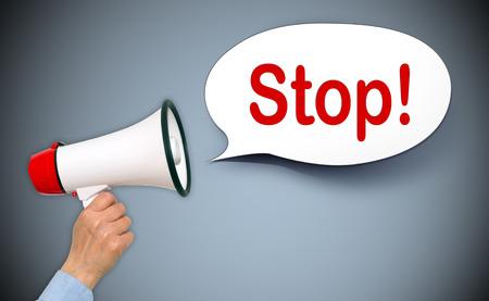 burnout: Stop !