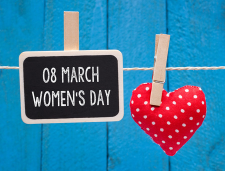 8 march: Womens Day - March 08