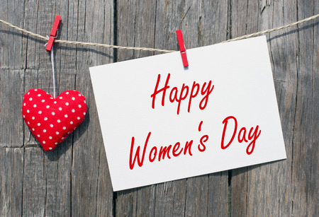 Happy Womens Day - March 08
