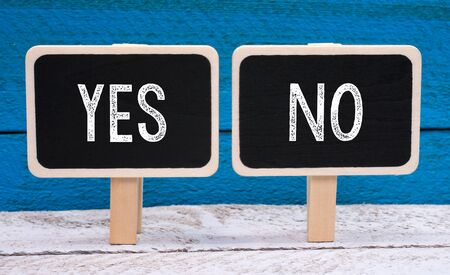 marketingplan: YES and NO - Evaluation Concept