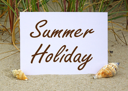 Summer Holiday Stock Photo - 38238014