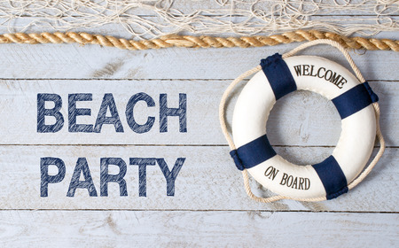 Beach Party - Welcome on Board photo