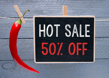 50: Hot Sale 50 Percent Off