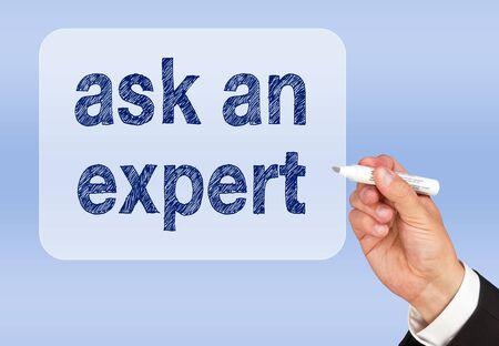 ask: Ask an Expert