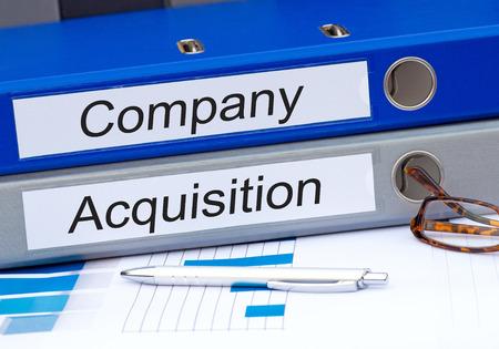 会社と買収