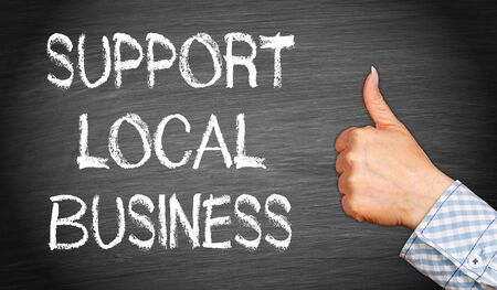 business support: Support Local Business