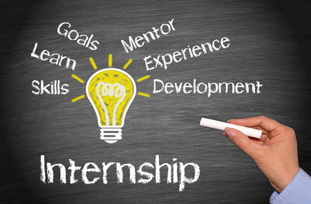 Internship Stock Photo - 43608970