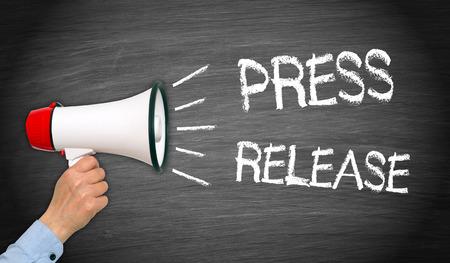releasing: Press Release