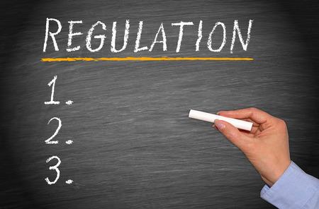 regulation: Regulation - Checklist