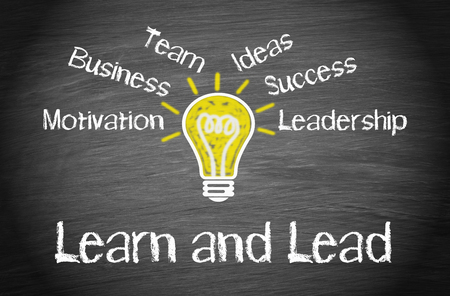 staff team: Learn and Lead