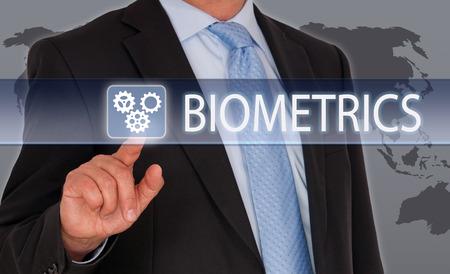 biometrics: Biometrics Stock Photo