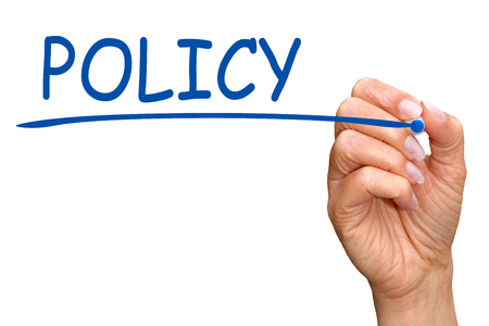 Policy Stock Photo - 43953582