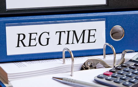 reg: Reg Time