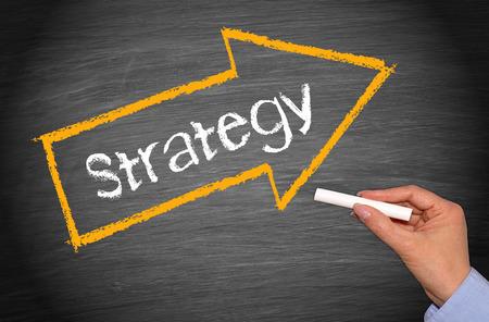 estrategia: Estrategia  Foto de archivo