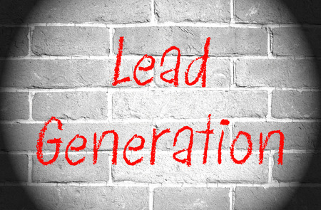 generation: Lead Generation Stock Photo