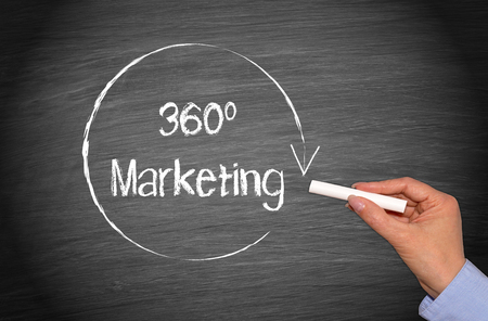 licenciatura: 360 Grado de Marketing