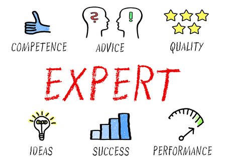consulting services: Expert - Competence and Advice
