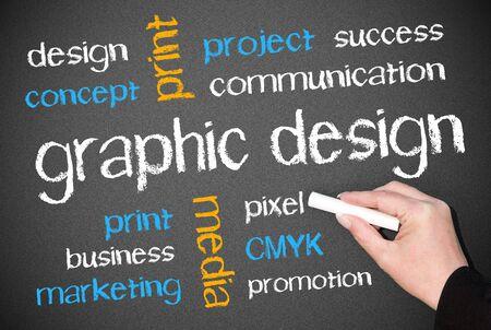 relaciones publicas: Diseño gráfico