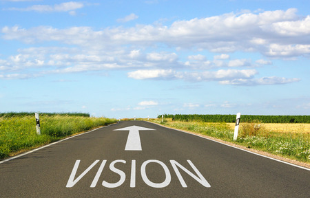 Vision 写真素材