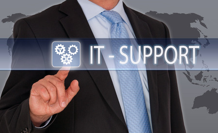 IT Support Stock Photo - 47008114