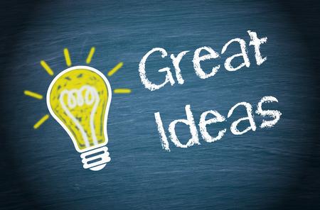 great: Great Ideas