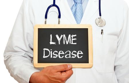 Ziekte van Lyme Stockfoto