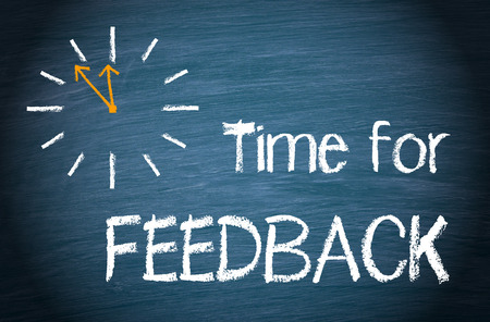 reviewing: Time for Feedback