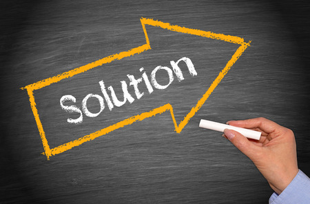 solution: Solution - Arrow with text